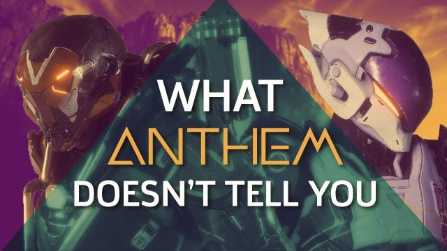 10 Things Anthem Doesn't Tell You How To Do