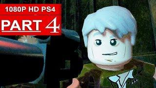 LEGO Star Wars The Force Awakens Gameplay Walkthrough Part 4 [1080p HD PS4] - No Commentary
