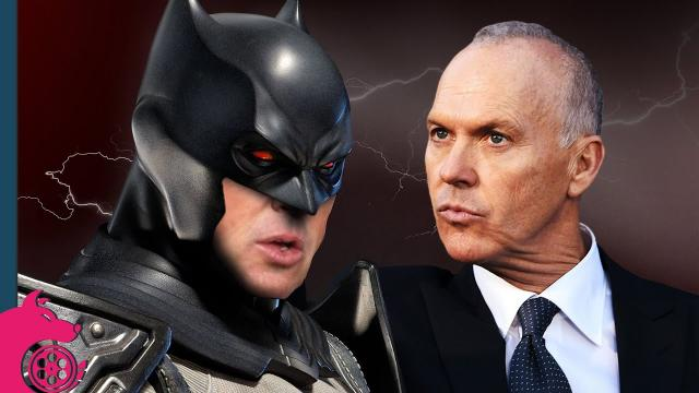 How will Michael Keaton affect the Flashpoint movie