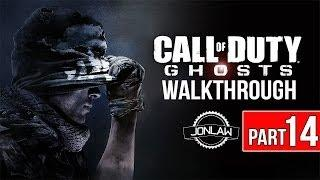 Call of Duty Ghosts Walkthrough - Part 14 TANK DRIVING - Let's Play Gameplay&Commentary