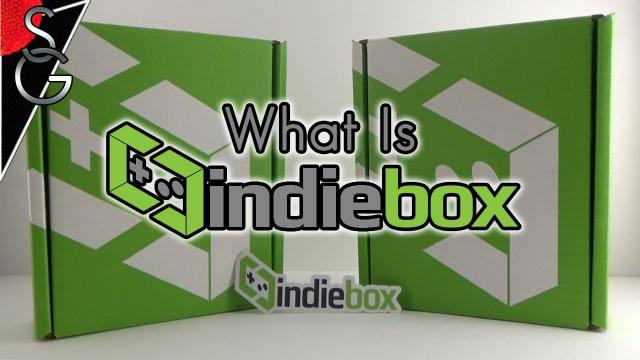 What Is IndieBox? Plus Hand Of Fate and Forced Showdown Unboxing!