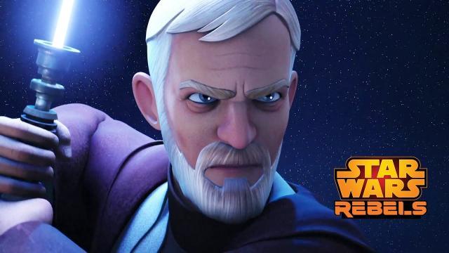 Star Wars Rebels - New Obi-Wan vs Darth Maul TEASER TRAILER!  Twin Suns Episode (Season 3)
