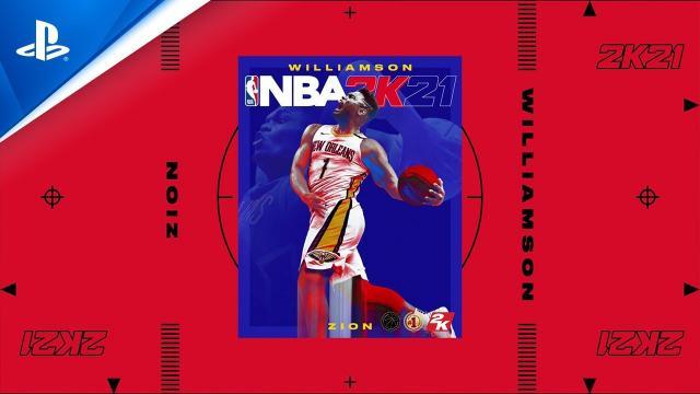 NBA 2K21 - Zion Next-Gen Coming | PS5