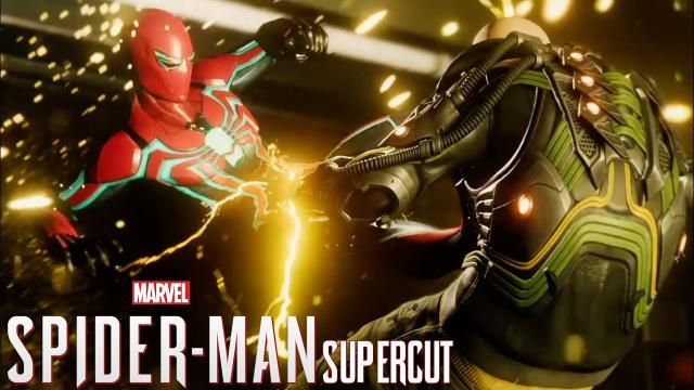 Supercut - Spiderman PS4