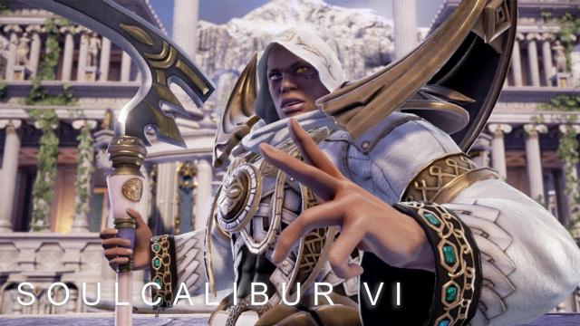 Soulcalibur 6 - Zasalamel Character Trailer