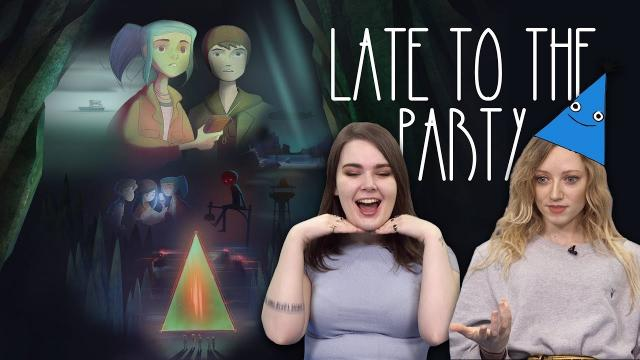 Let's Play Oxenfree - Late to the Party