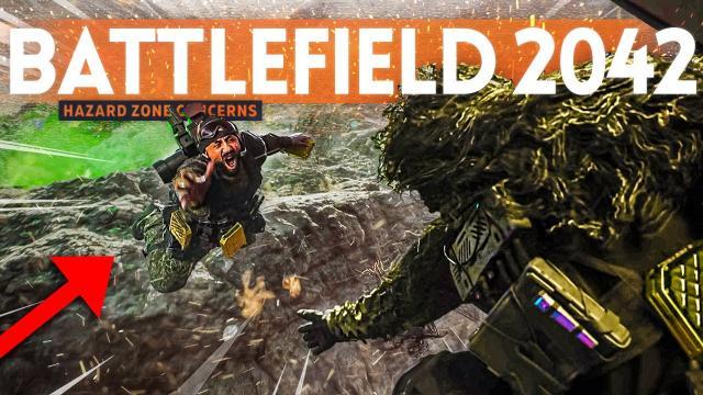 Battlefield 2042 Hazard Zone concerns...