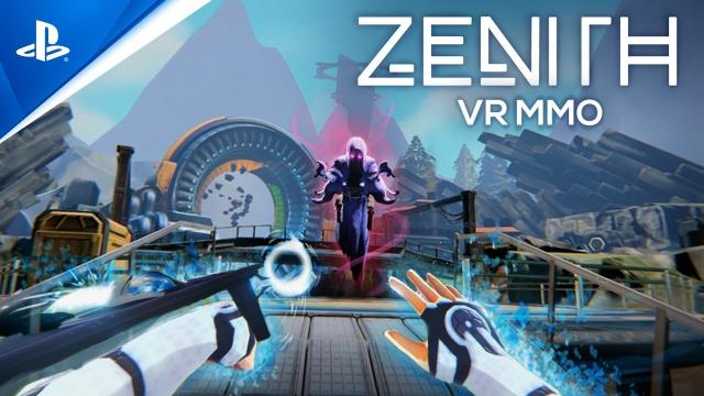 Zenith: The Last City - The Fracture Trailer | PS VR
