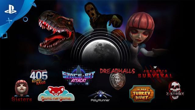 HeroCade - Gameplay Trailer   PSVR
