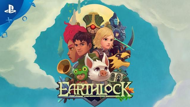Earthlock - Extended Edition Launch Trailer | PS4
