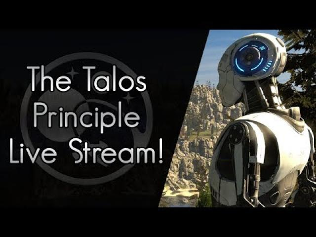 The Talos Principle: Starting Over! [PC]