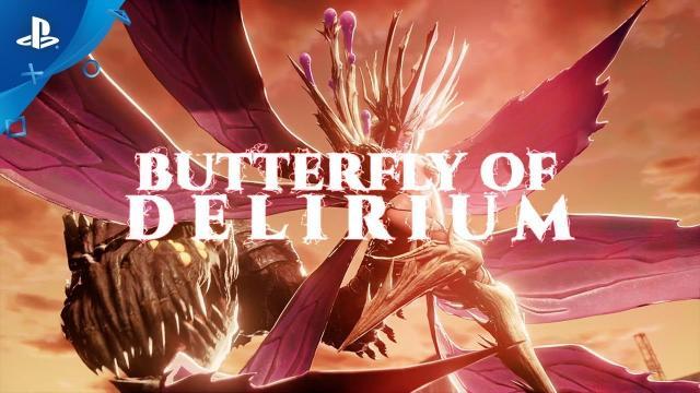 Code Vein - Butterfly of Delirium Trailer | PS4