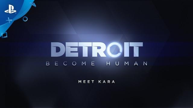 Detroit: Become Human – Kara Interview | PS4