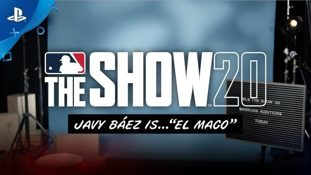 MLB The Show 20 | Javy Báez is...