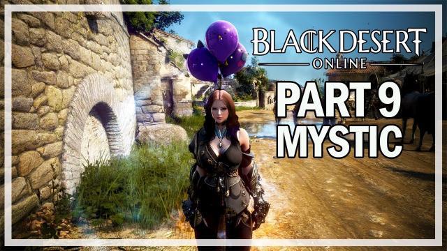 Black Desert Online - Mystic Let's Play Part 9 - Kzarka