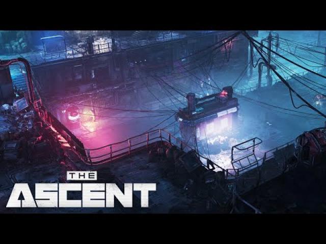The Ascent Feat Unreal Engine Unlocker Camera Paths [4K RTXON]