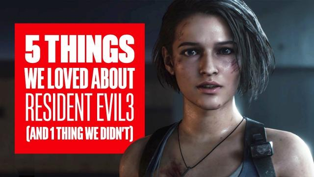 5 Things We Loved About Resident Evil 3 Remake & 1 Thing We Didn't - Resident Evil 3 Remake Review