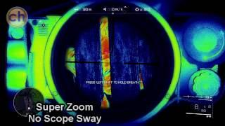 Sniper: Ghost Warrior 2 Trainer