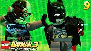 Lego Batman 3: Beyond Gotham - Walkthrough Part 9 - The Big Grapple