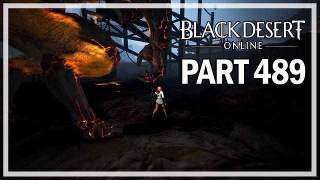 Black Desert Online - Dark Knight Let's Play Part 489 - Rift Bosses