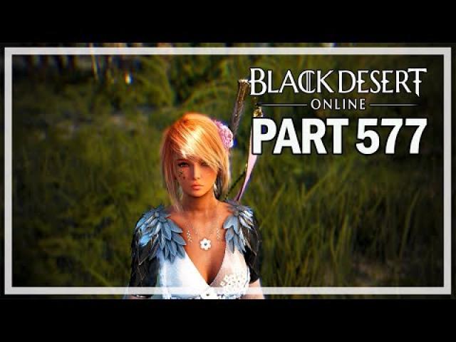 Black Desert Online - Dark Knight Let's Play Part 577 - Kzarka