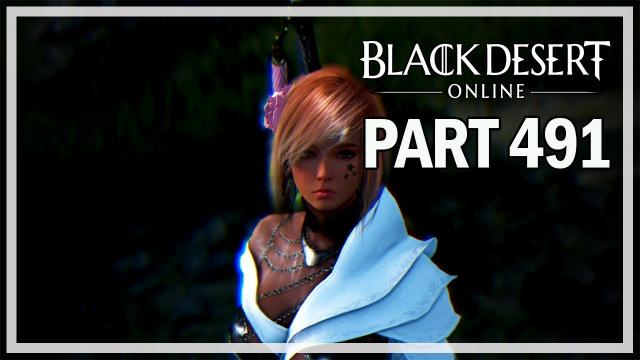 Black Desert Online - Dark Knight Let's Play Part 491 - Event Bosses