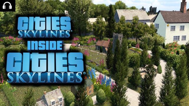 Cities: Skylines INSIDE Cities: Skylines - INCEPTION?
