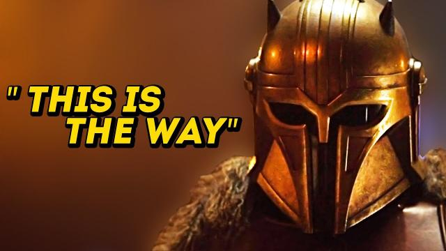 Countdown to Season 2! The Best Quotes from The Mandalorian Season 1!