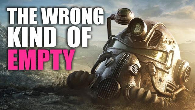 Why Fallout 76 Fails In Delivering An Interesting World