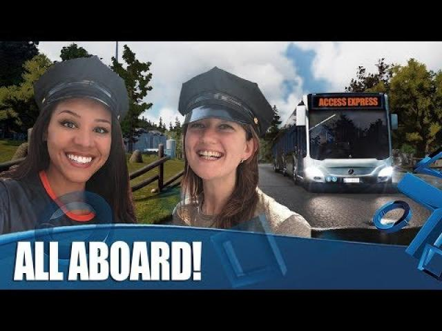 Bus Simulator: All Aboard The Fun Bus!