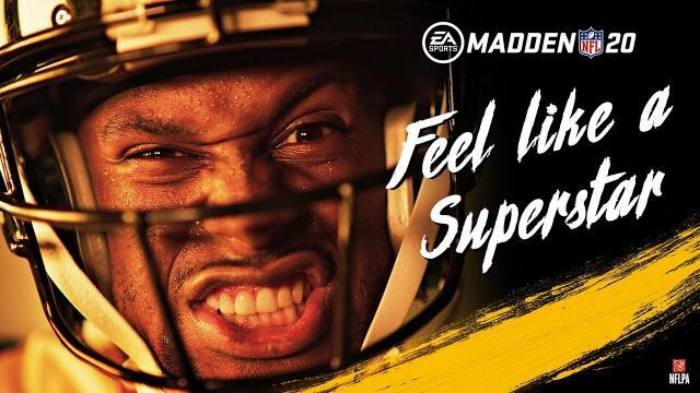 Madden NFL 20 - JuJu Smith-Schuster Superstar X-Factor
