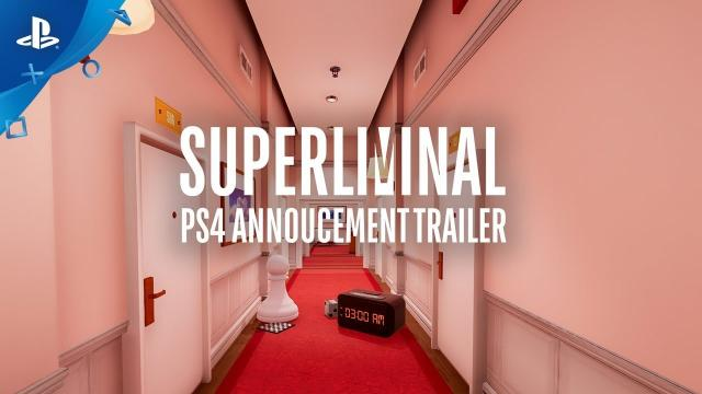 Superliminal - State of Play Trailer | PS4