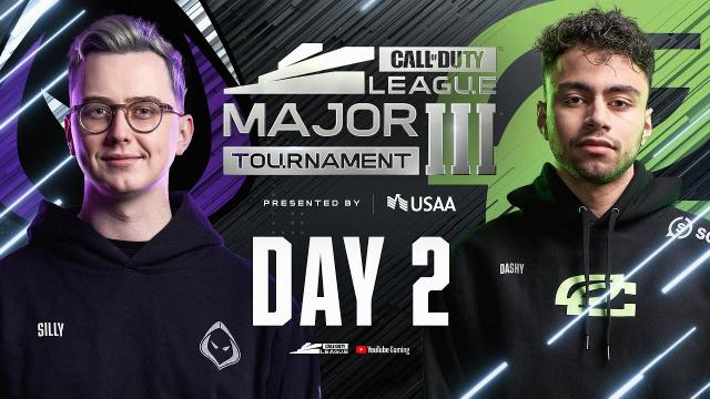 [Co-Stream] Call Of Duty League 2021 Season | Stage III Major Tournament | Day 2