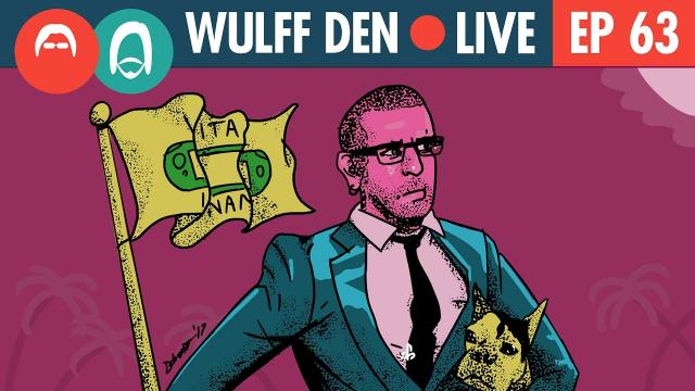 Colin Moriarty Leaves Kinda Funny - Wulff Den Live Ep 63