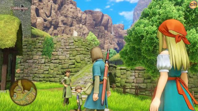 Dragon Quest XI: Echoes of an Elusive Age +20 Trainer