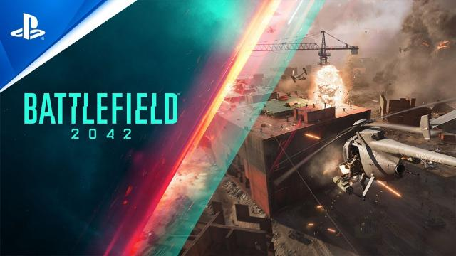 Battlefield 2042 - Official Gameplay Trailer | PS5, PS4