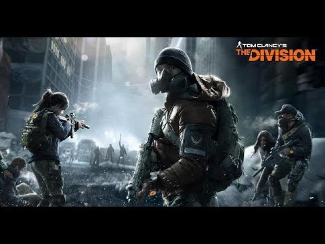 Tom Clancy's The Division - First Look
