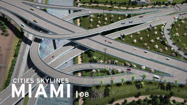 Airport Infrastructure - Cities Skylines: Miami Ep 8