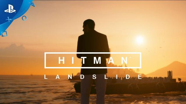 HITMAN – Landslide Reveal Trailer | PS4