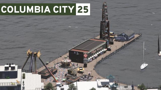 Amusement Park - Cities Skylines: Columbia City #25