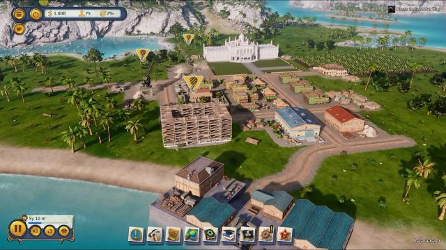 Tropico 6 +2 Trainer