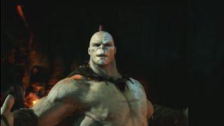 Mortal Kombat X Goro Johnny Cage Dialogue Mortal Kombat Movie