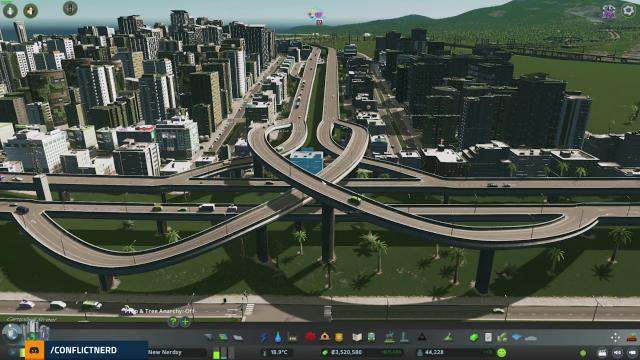 Playing CITIES: SKYLINES INDUSTRIES Right Now! Let's expand New Nerdsy!