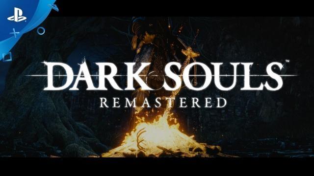 DARK SOULS: REMASTERED Announcement Trailer | PS4