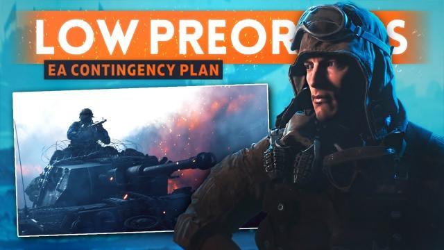 EA HAS CONTINGENCY PLAN To Combat Battlefield 5 Low Pre-Orders & Poor Launch Performance (RUMOUR)