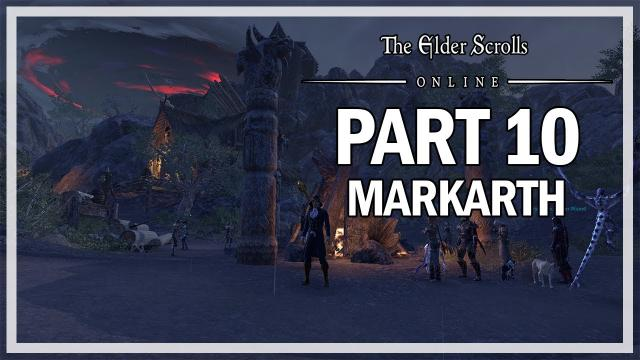 The Elder Scrolls Online - Markarth Walkthrough Part 10 - Karthwasten