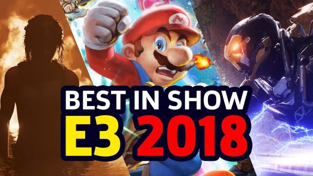 GameSpot's Best of E3 2018 Awards