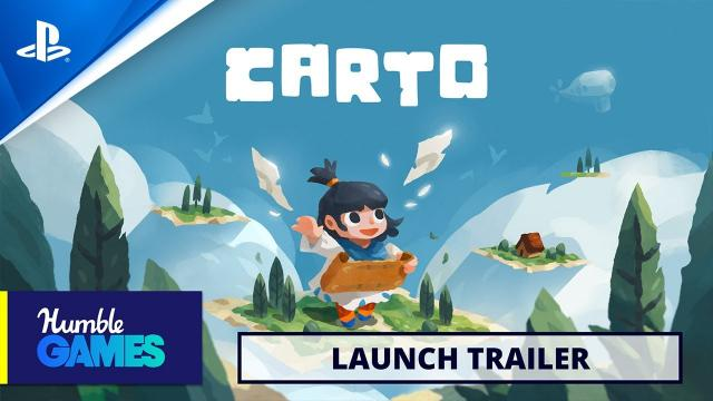 Carto - Launch Trailer | PS4