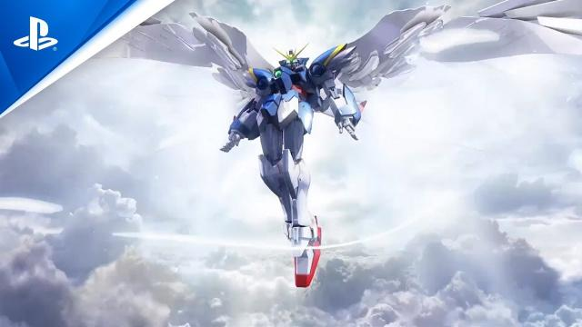 Mobile Suit Gundam Extreme Vs. Maxi Boost On - Launch Trailer   PS4