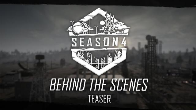 PUBG - Season 4 Behind the Scenes Teaser